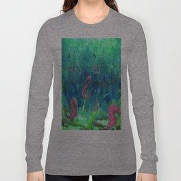 Sea Music Long Sleeve T-shirt