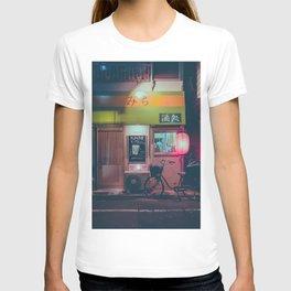Tokyo's Ramen Restaurants T-shirt