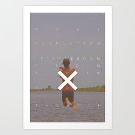 XR Art Print