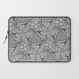 Aloof, a Cat Tessellation Laptop Sleeve