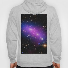 Colliding Galaxies Hoody