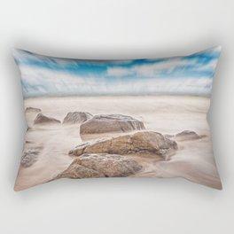 Moving Sky Rectangular Pillow