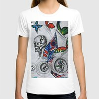 cycle T-shirts featuring cycle by Maithili Jha