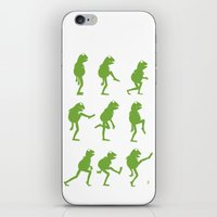 muppet iPhone & iPod Skins featuring Ministry of Silly Muppet Walks by 6amcrisis