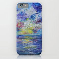 Reflection of Bliss Slim Case iPhone 6s