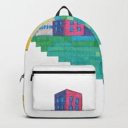 Pixel Memory Backpack