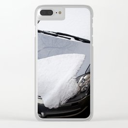 Soft Cover Clear iPhone Case