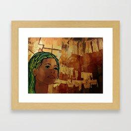 111. Framed Art Print
