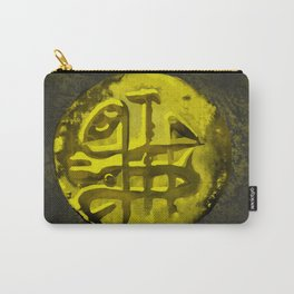 Ikarus Island Golden Coin Carry-All Pouch