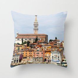 Rovinj Throw Pillow