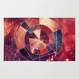 Geometric Rockstar Rug
