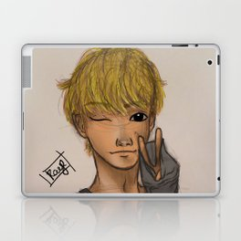 V Laptop & iPad Skin