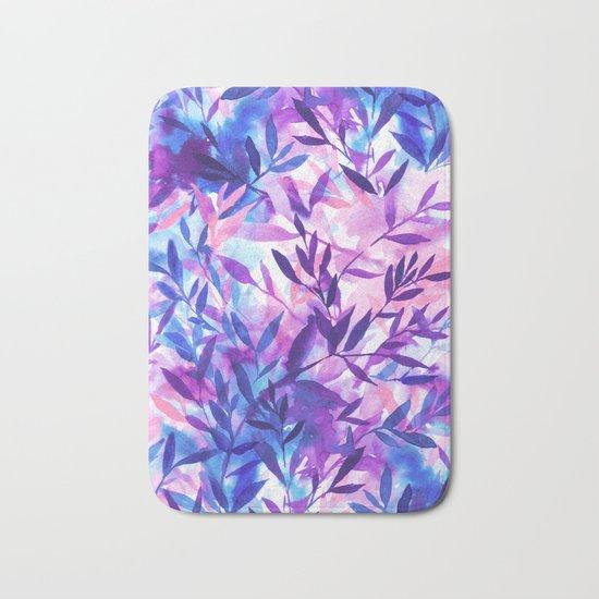 Changes Purple Bath Mat