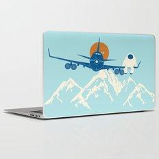 Hitchin' a Ride Laptop & iPad Skin