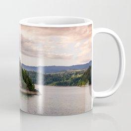 Dunajec Castle In Niedzica Coffee Mug