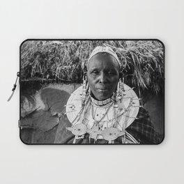 Masai Grandma Laptop Sleeve