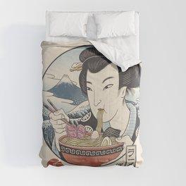 A Taste of Japan Comforters