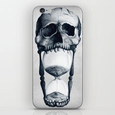 Demise of Time iPhone & iPod Skin