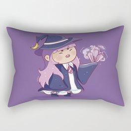 Kawaii Wizard Rectangular Pillow