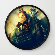 Super Santa Wall Clock