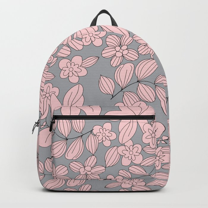 Flowers XIV Backpack