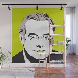 Gough Pops Green Wall Mural