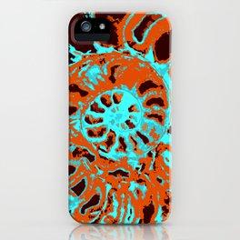 """""""Ammonite"""" iPhone Case"""