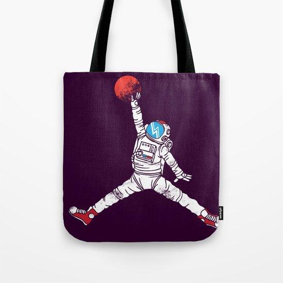 space dunk (purple ver.) Tote Bag
