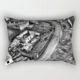 Madeira from Above Rectangular Pillow
