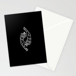 Partido En Cuatro Stationery Cards