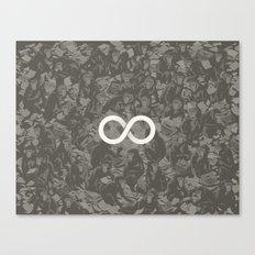 Infinite Monkey Theorem Canvas Print