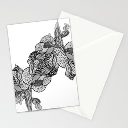 Abstract 5 Stationery Cards