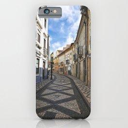 Streets of Aveiro iPhone Case
