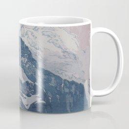 Hiroshi Yoshida - Jungfrau - Japanese Vintage Ukiyo-e Woodblock Painting Coffee Mug