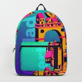 Ciudad Vertical Backpack