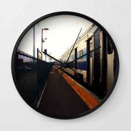 Station De la Concorde à Laval - II - December 25th, 2015 Wall Clock