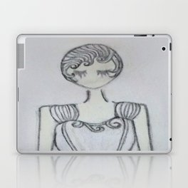 ghost noveau Laptop & iPad Skin