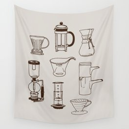 Brew Wall Tapestry