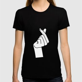 Love Finger Snap T-shirt