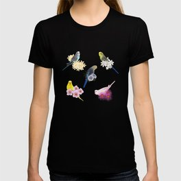 Many Budgies T-shirt