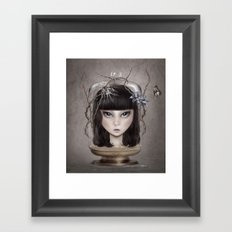 Glasshouse II Framed Art Print