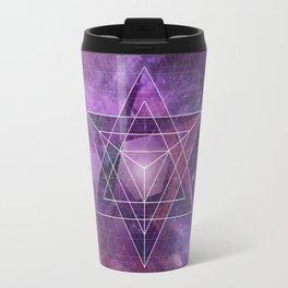 Metatron's Merkaba  Travel Mug