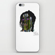 Input, Lost in Wonder, Lost in Love, Lost in Praise, forevermore  iPhone & iPod Skin