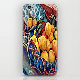 LEMON ZEST iPhone Skin