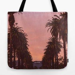 Hollywood Tote Bag