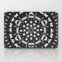 insect iPad Cases featuring Insect Mandala by Thomas Terceira