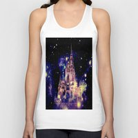 celestial Tank Tops featuring Celestial Palace by WhimsyRomance&Fun