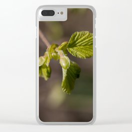 Spring is here Clear iPhone Case