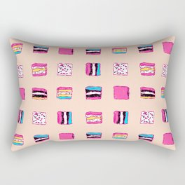 Kawaii Candies Rectangular Pillow