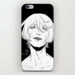 Alois Trancy: I wished for... iPhone Skin